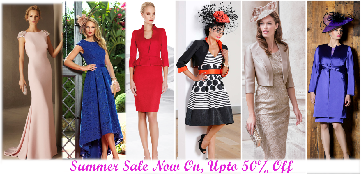 Summer Sale - Mother of the Bride Glasgow